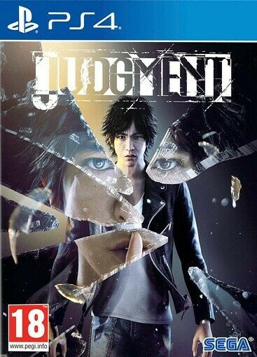 PS4 Judgment