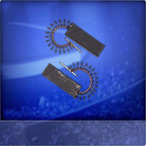 wfk 2800 wfk 2690 BALAIS charbon moteur charbon pour Bosch wfk 2460 wfk 2470