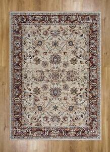 Oriental Afghan Ziegler Distressed Silk
