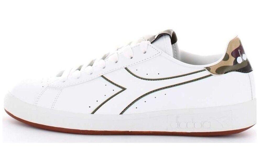 DIADORA GAME P GRAPHIQUE chaussures chaussures chaussures de sport homme stan baskets cuir smith blanc 533e79