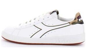 DIADORA-GAME-P-GRAPHIC-scarpe-sportive-uomo-stan-sneakers-pelle-smith-bianco