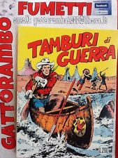 Tamburi Di Guerra N.7 Zenith Seconda Serie Anastatica Edicola