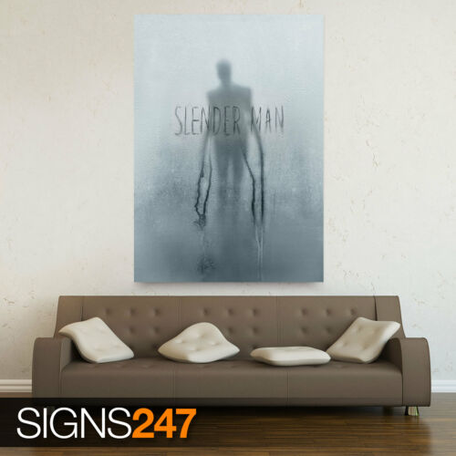 SLENDER MAN MOVIE POSTER Photo Picture Poster Print Art A0 to A4 ZZ035