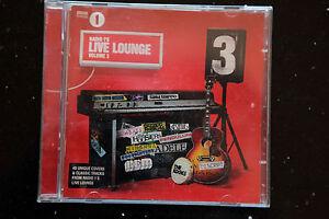 Radio-1-039-s-Live-Lounge-Volume-3-The-Kooks-Girls-Aloud-Paramore-REF-BOX-C57