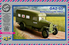 PST 1/72 GAZ-55 Ambulance (m.1943) # 72081