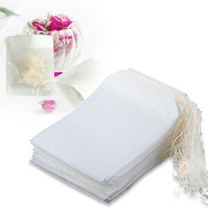 Image Is Loading 100 400 Pcs Magik Disposable Filter Empty Teabags