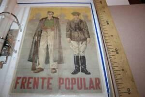 7 FRENTE POPULAR. CUPONES DE RACIONAMIENTO FALSO, ANTEQUERA-MÁLAGA, 1937