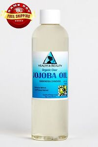 JOJOBA-OIL-CLEAR-ORGANIC-CARRIER-COLD-PRESSED-REFINED-100-PURE-4-OZ