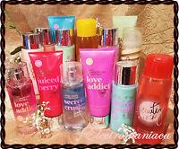Beauty Rush By Victoria's Secret All Body Lotion, Double Mist, Swirl, Shampoo