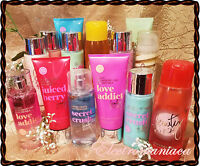 Beauty Rush By Victoria's Secret All Body Lotion, Double Mist, Swirl, Shampoo