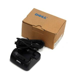 Genuine-Dell-JC659-USB-sync-amp-charge-cradle-Axim-x50-X51-new-amp-warranty