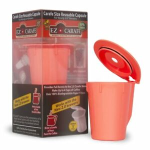 Perfect-Pod-EZ-Carafe-Reusable-Refillable-K-Carafe-Coffee-Pod-for-Keurig-2-0-Cup