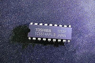 Tc5514apl-3 Toshiba Integrated Circuit dip-18 tc5514apl3