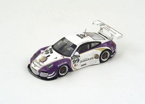 2013 Porsche 911 GT3 R 4.0 n.99 3rd City Of Dreams Macau GT CUP by Spark  SA044