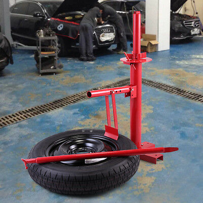 Motorcycle Bead Breaker Tool /& Tire Changer Changing Stand Portable New in Box