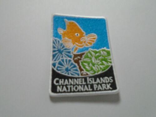 Channel Islands  Park patch