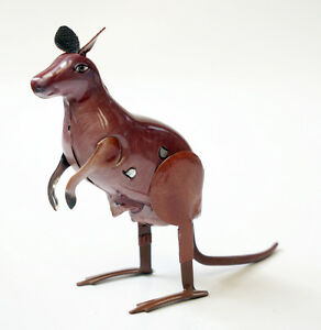 Tin Kangaroo Windup Toy