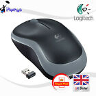 New Genuine Logitech B175 Wireless Mouse B175 Black / Grey UK STOCK