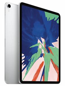 Apple-iPad-Pro-11-034-2018-WiFi-256GB-Silber-NEU-OVP-MTXR2FD-A