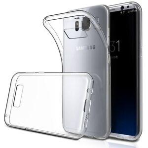 Handyhuelle-Samsung-Galaxy-S8-Huelle-Handy-case-Schutzhuelle-0-8mm-Transparent-Cove
