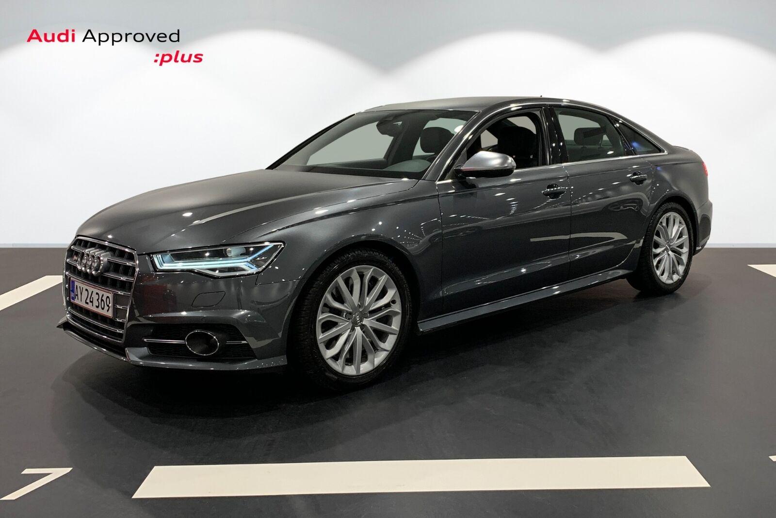 Audi S6 4,0 TFSi quattro S-tr. 4d