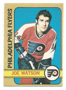1972-73-O-Pee-Chee-62-Joe-Watson-Philadelphia-Flyers