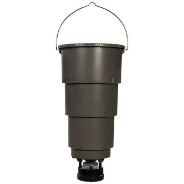 Moultrie All-in-one Programmable Hanging Deer Feeder 13074 for sale online   eBay