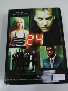 24-TEMPORADA-SEASON-3-COMPLETA-6-DVD-ESPANOL-ENGLISH-KIEFER-SUTHERLAND-AM