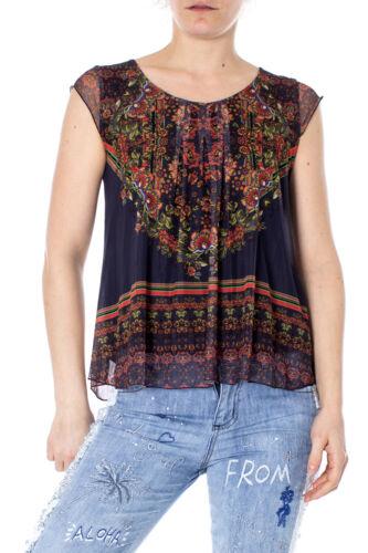 Desigual Woman t-shirt ts nanuk 19swtkc3