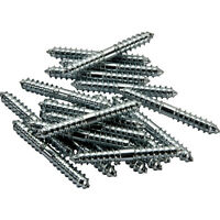 Baluster Fasteners, 2 Length (pack Of 20)