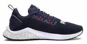 Nx Hybrid Hombrs 192259 Puma Zapatillas Zapatos Running Blanco Informales Azul pZpAwYq