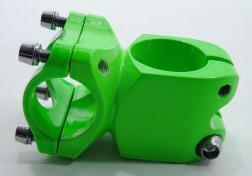 PROMAX Mountain Bike Stem 40mm Fluorescent//Neon Green 25.4mm