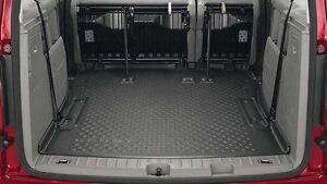 Das Bild Wird Geladen Gepaeckraumschale Original Vw Caddy 5 7 Sitzer Kofferraum