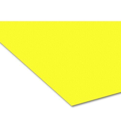 1 Bogen 12 zitronengelb Gewicht 300g//m² Fotokarton 70 x 100 cm 3,21€//m²