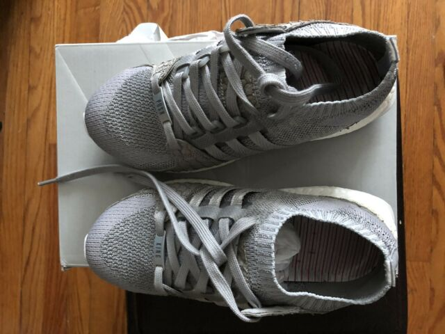 293dfba0c3181 adidas x Pusha T EQT Support Ultra PK King Push Grayscale S76777 Size 5  Boost