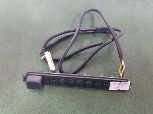 POWER AND FUNCTION BUTTONS1 LT-50C550 LT-42C550 32C460 LT-55C550 TV  Q12