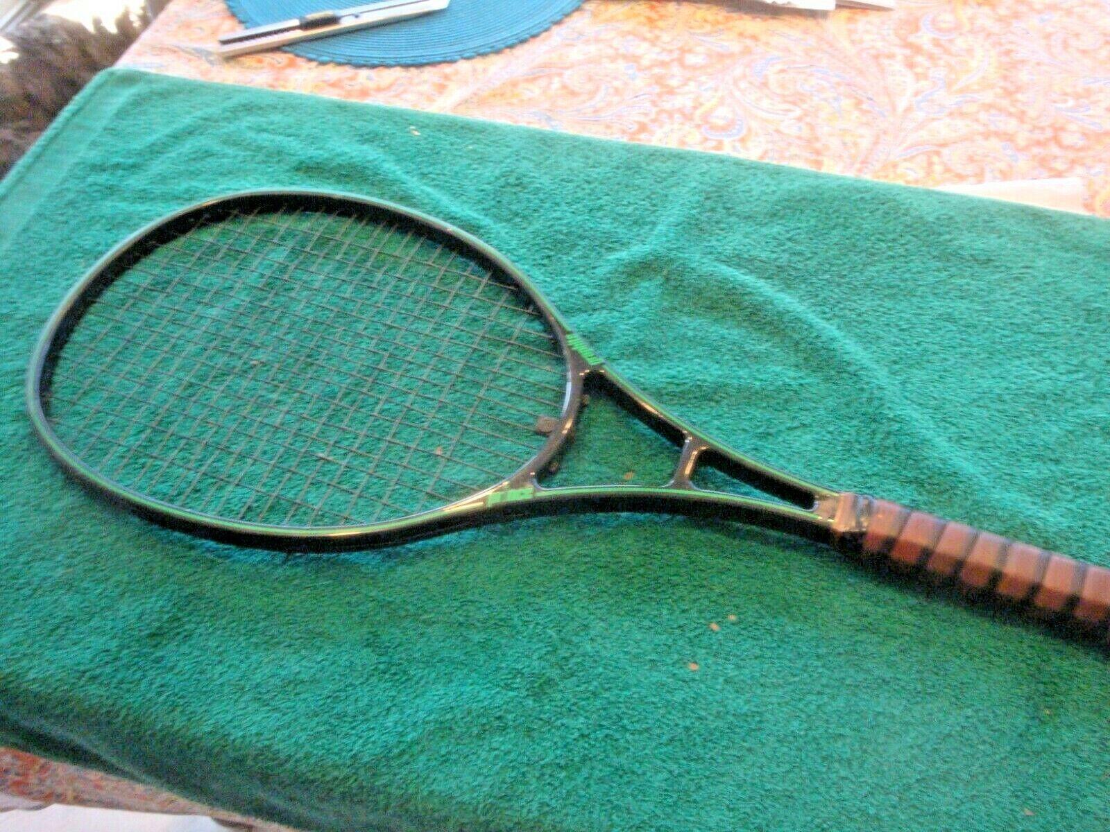 El príncipe Grafito Original (Pog) de gran tamaño tenis raqueta 4 3 8