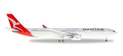 Herpa Wings 1:200 airbus a 330-300 qantas new 2016 Colors 558532