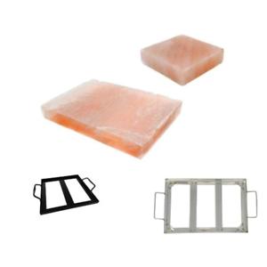 Himalayan Pink Salt Cooking Block Slab Tile Stone | Cook Pan Salt Marinate