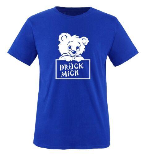 Abbracciami-Teddy-T-shirt da uomo