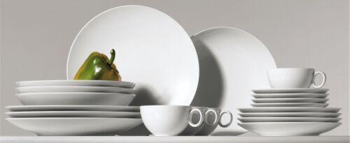 petit Déjeuner Assiette ø22cm Thomas loft blanc 12 pièces thé service tasse à thé 0,25-ltr