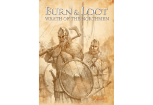 Deus Vult Burn and Loot Wrath of the Northmen English Fireforge Games Vikings