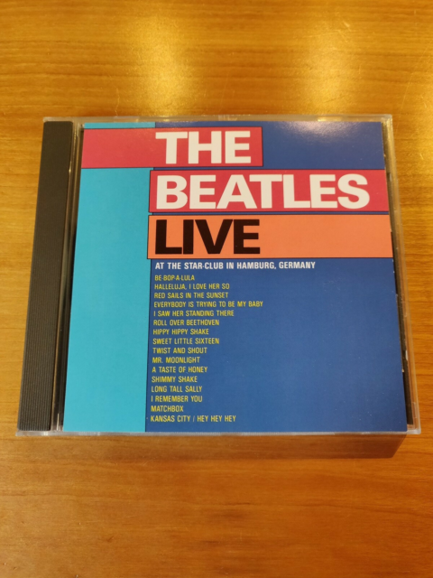 The Beatles: Live At The Star-Club In Hamburg, Germany,…