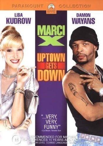 1 of 1 - Marci X (DVD, Region 4) Lisa Kudrow - Brand New, Sealed