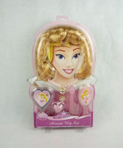 Rubies Disney Princess 5322 Aurora Dornröschen Perücke Verkleidungsset Fasching