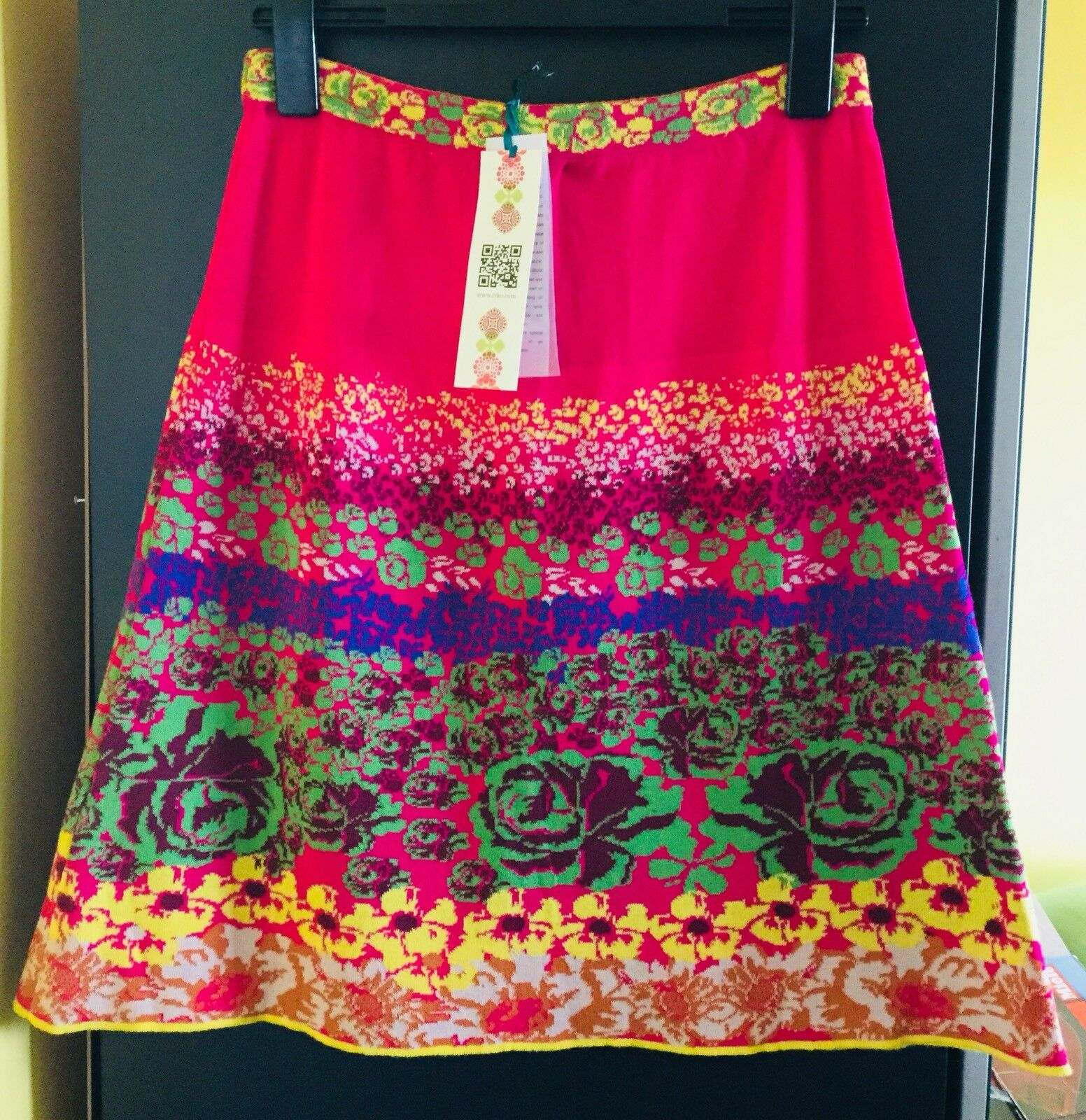 IVKO SALE. Size 16,18, Cotton Skirt