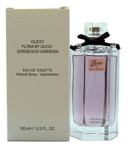 9513094bd7a GUCCI FLORA BY GUCCI GORGEOUS GARDENIA EAU DE TOILETTE SPRAY 100 ML ...