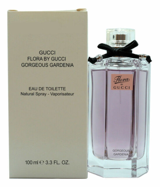 894b2a583 GUCCI FLORA BY GUCCI GORGEOUS GARDENIA EAU DE TOILETTE SPRAY 100 ML/3.3 OZ.