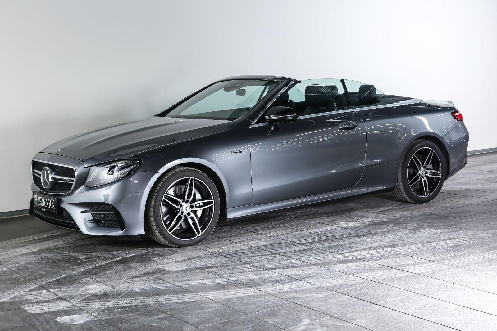 Mercedes-Benz E53 3,0 AMG Cabriolet aut. 4Matic+