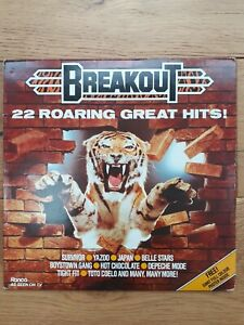 Various-Breakout-RTL-2081-Vinyl-LP-Compilation